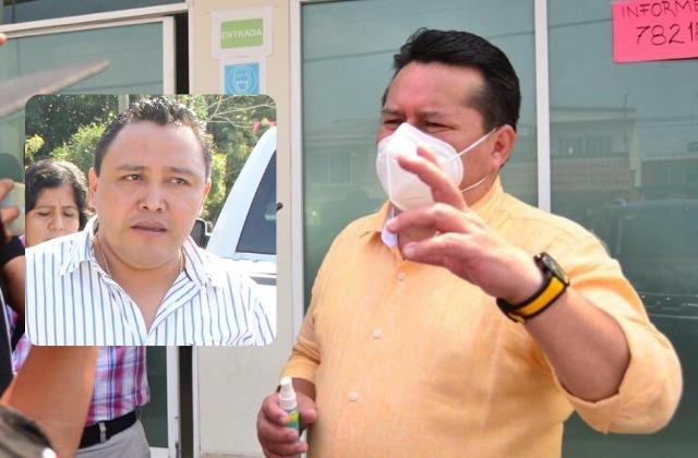 PRD analiza mantener candidatura de Goyo Gómez, aún preso