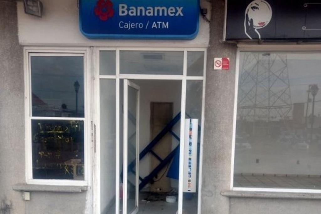 Se llevan cajero automático de la Avenida La Bamba en Veracruz