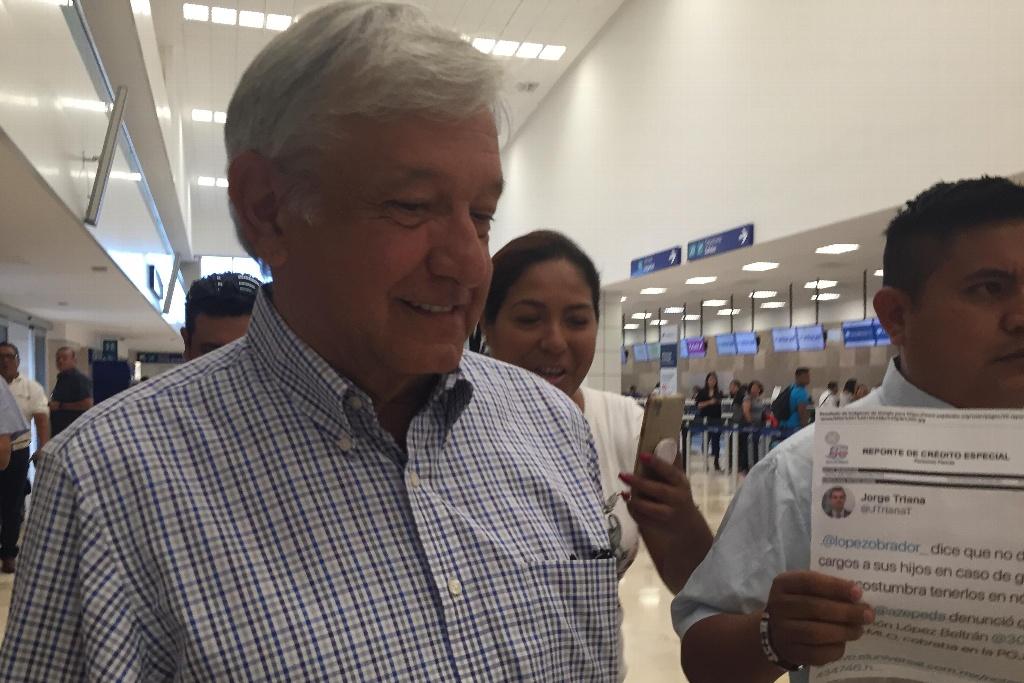 Recompensa por exfiscal, para comprar votos: López Obrador