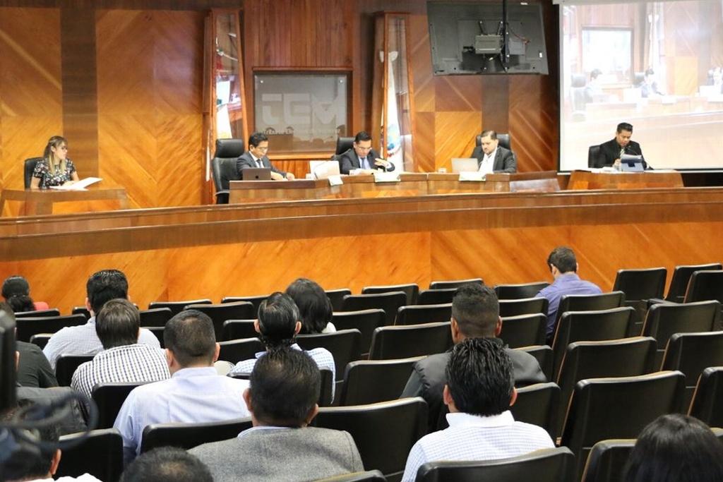 Morena promoverá juicio político contra magistrados del TEV