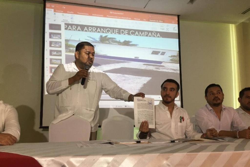 PRI denuncia a Yunes y dependencias ante Fepade por desvío de recursos