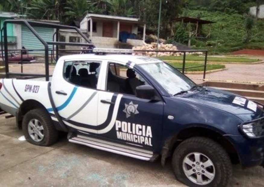 Aparecen con vida policías reportados desaparecidos en la zona montañosa