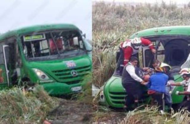 Lesionados en accidente de Las Matas piden atención de responsables
