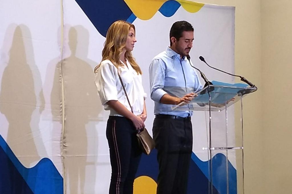VIDEO: Yunes Márquez reconoce derrota en elecciones a gobernador
