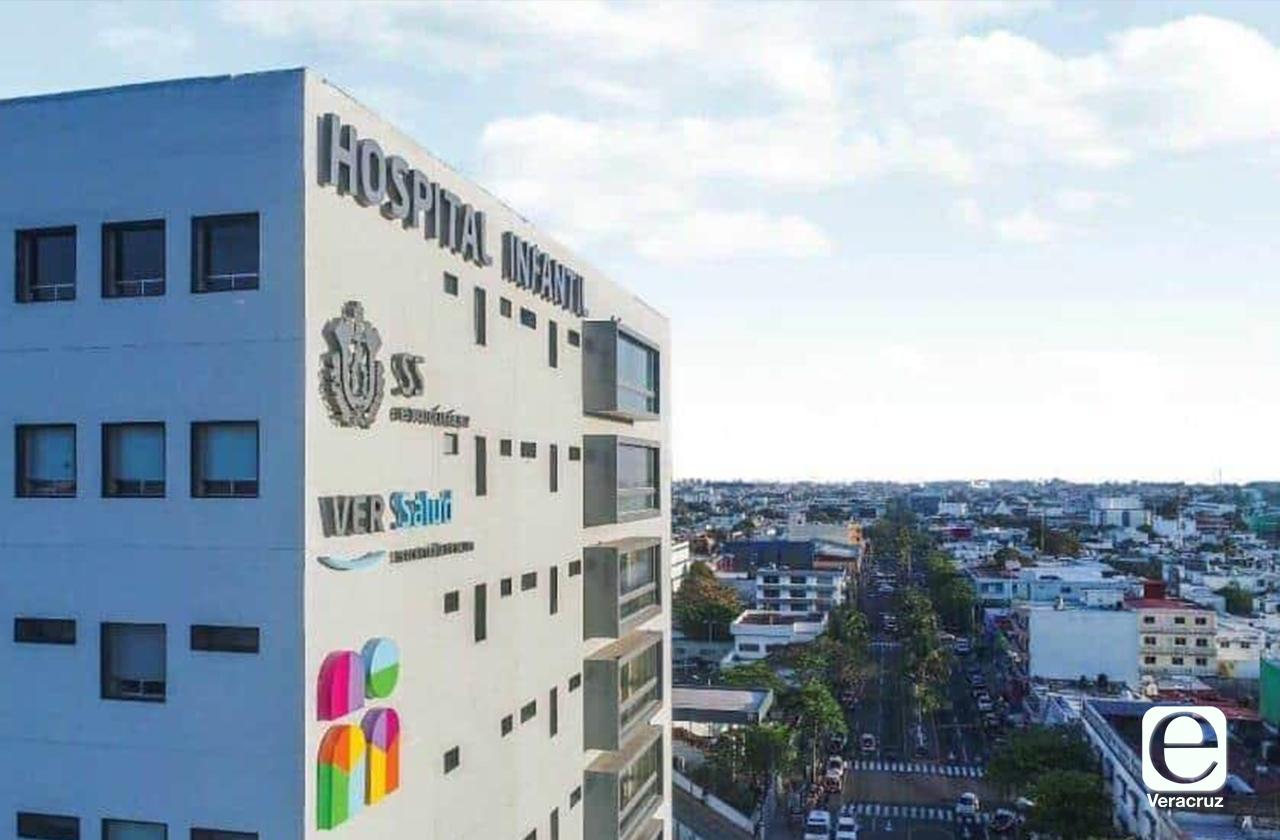 Suma 6 casos de influenza área de Oncopediátrica en Hospital Infantil de Veracruz