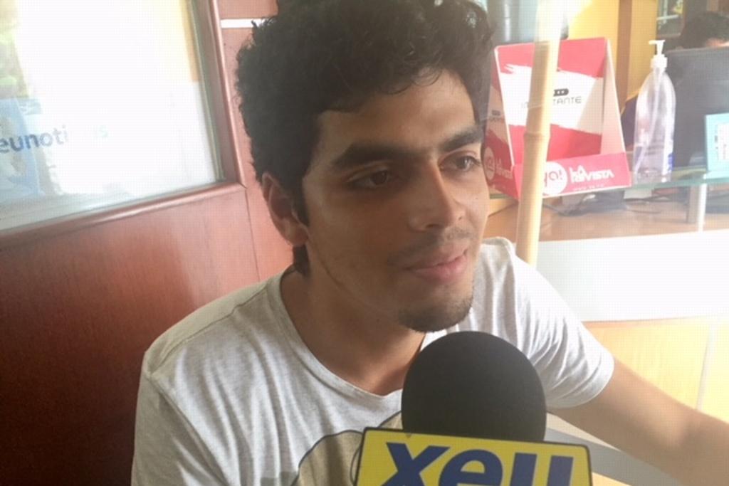 Estudiante víctima de asalto pide que le regresen libretas y tesis
