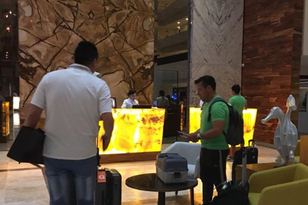 Aprovechan hora de comida y roban a jugadores del León en hotel