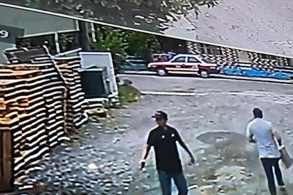 Detienen a tres de siete asaltantes de empresa en Veracruz