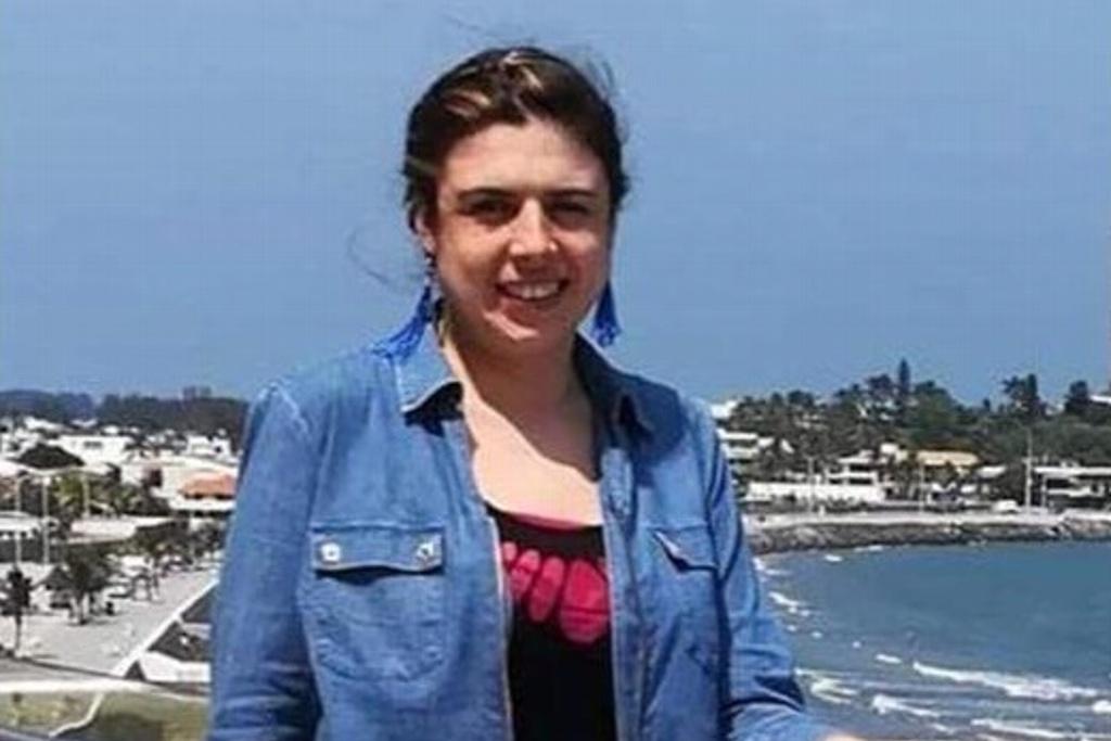 Familiares buscan a Leah Serrano Morgan, desaparecida en Veracruz