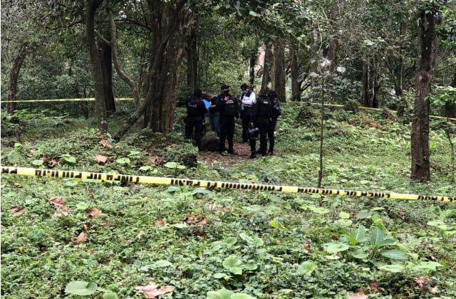 Hallan cuerpo degollado en parque cerca de Estación de Tren, en Xalapa