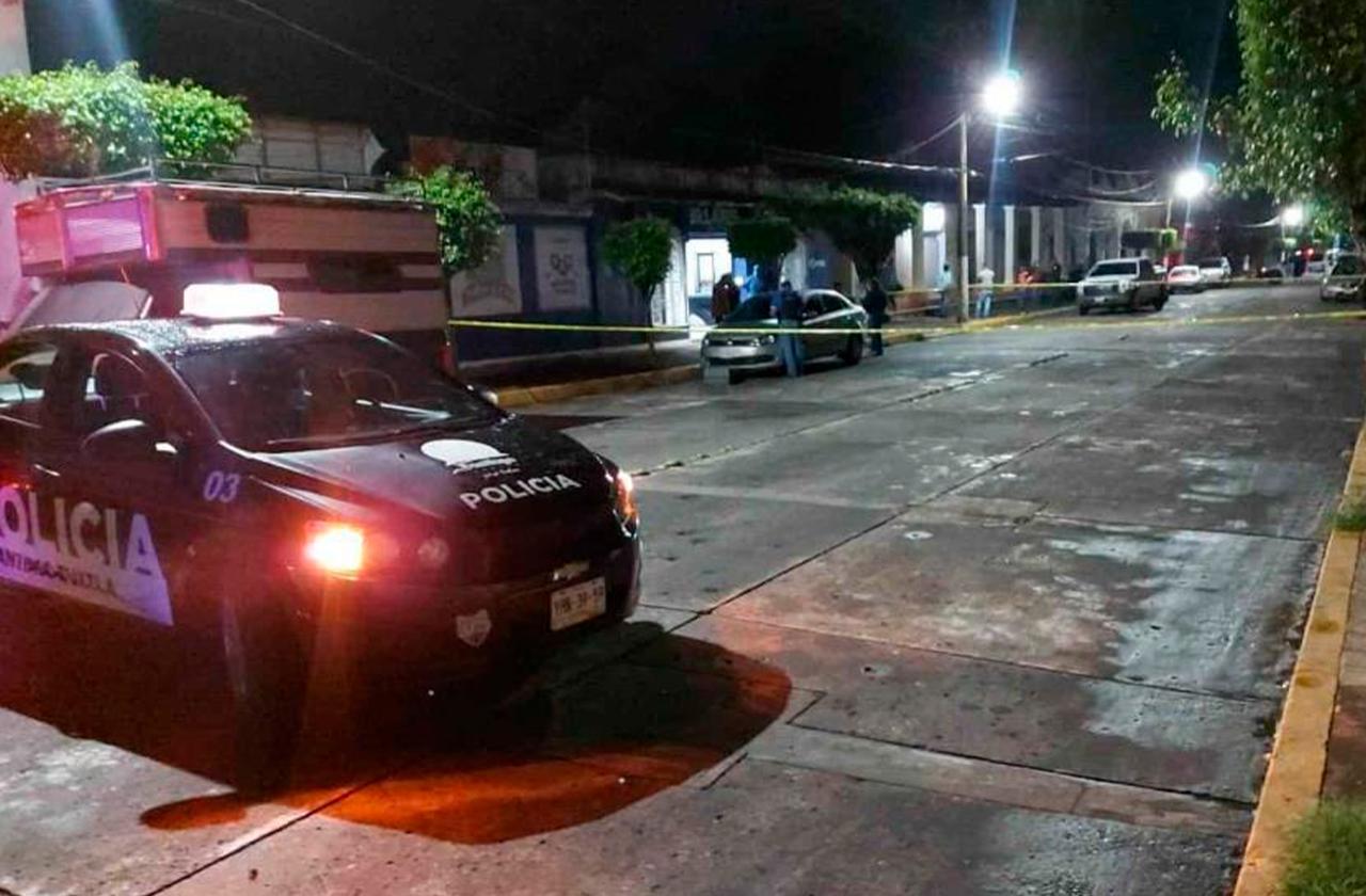 A balazos, asesinan a hombre en Santiago Tuxtla