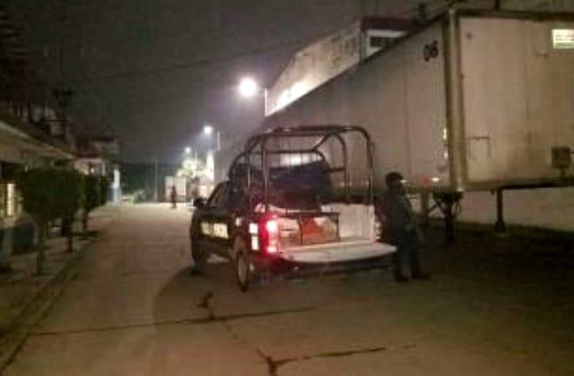 Tras enfrentamiento, SSP recupera tráiler robado en Córdoba