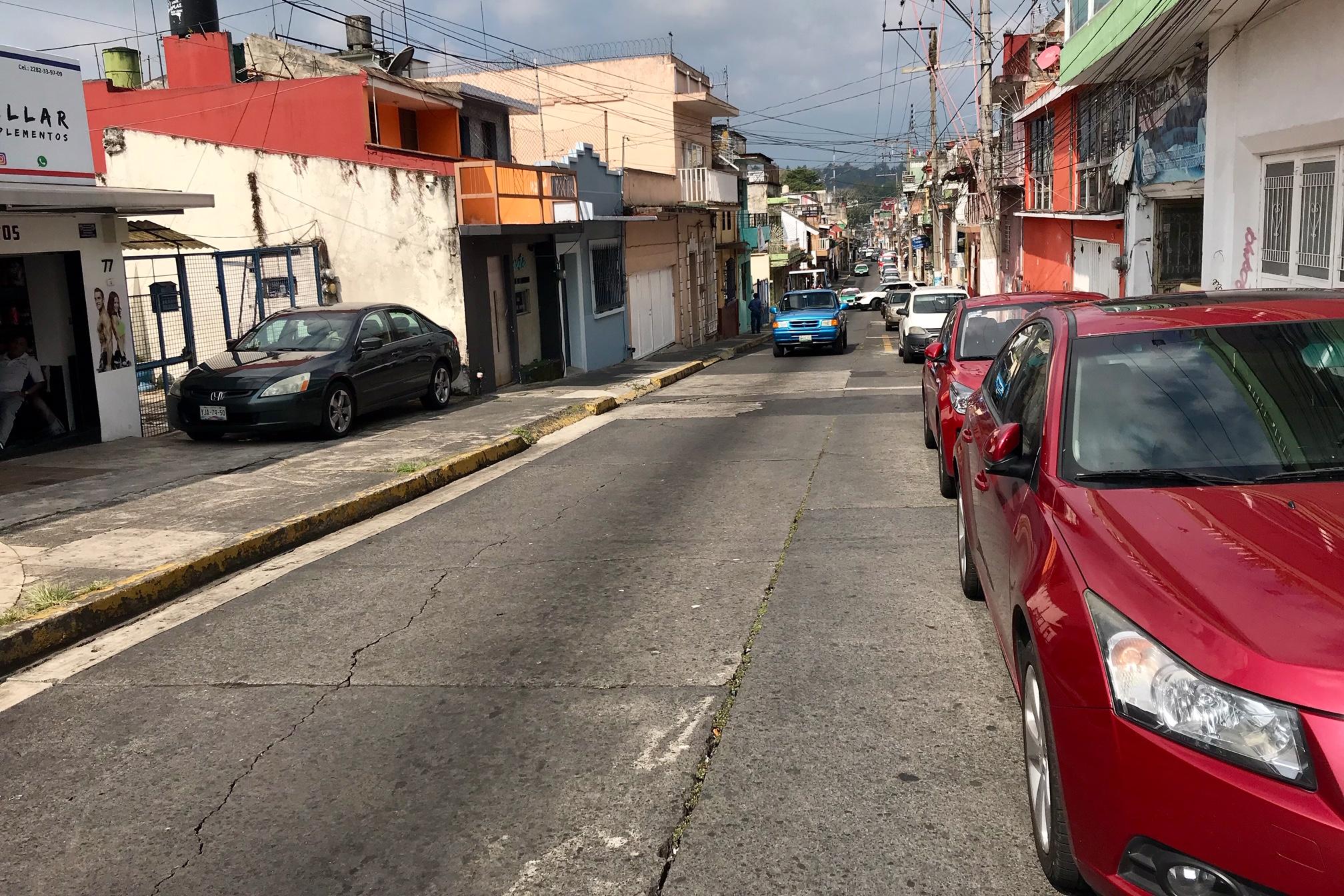 Cerrado Allende por reconstrucción, esta es la ruta alterna
