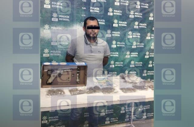 Cae presunto operador de El Bukanas en Amatlán