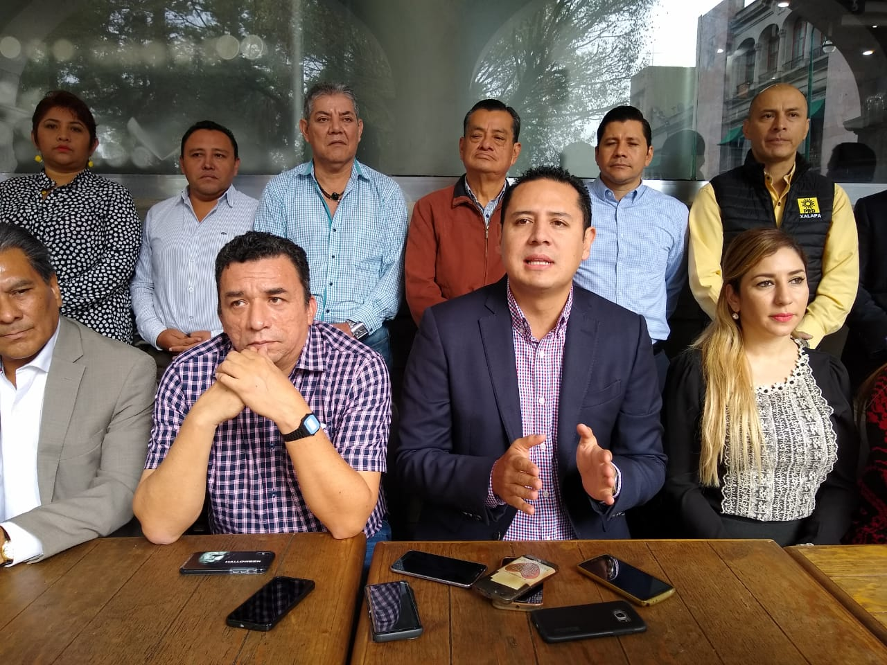 No permitiremos que Morena se apropie de Santiago Tuxtla: PRD