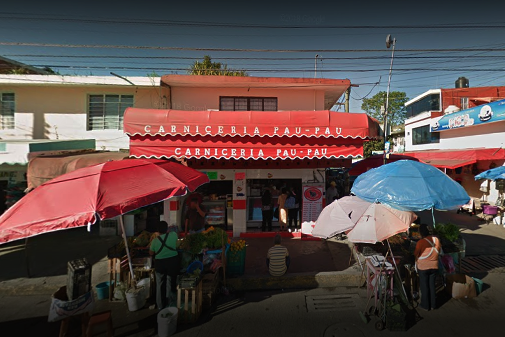 Ataque armado a carnicería de colonia Revolución en Xalapa