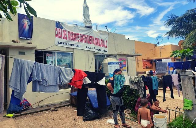 'Ellos no se quedan': Refugio pide detener hostigamiento a migrantes