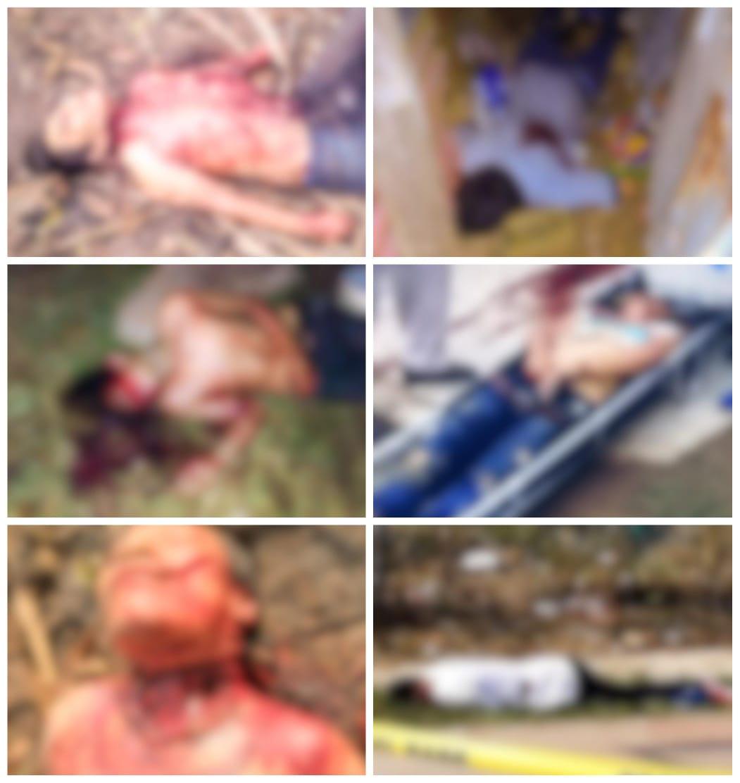 Al menos 16 homicidios durante gira de AMLO en Veracruz