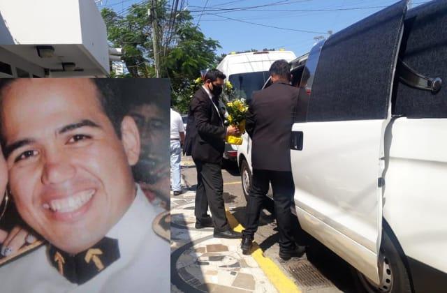Dan último adiós a Gumaro, veracruzano fallecido en avionazo
