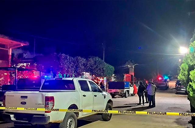 A balazos asesinan a un hombre en Rafael Delgado