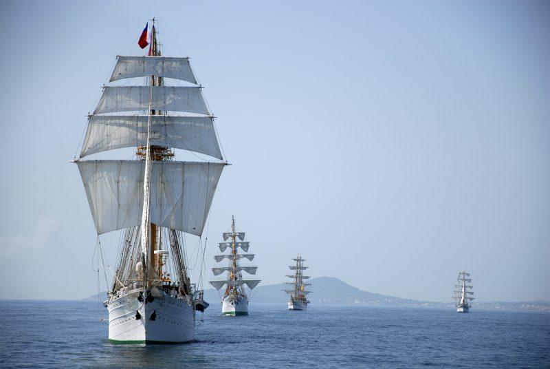 Veracruz espera la llegada de 9 veleros en agosto