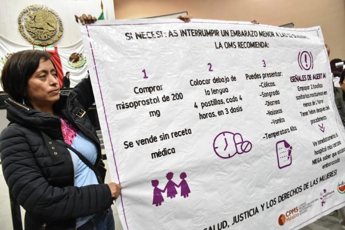 Congreso desecha Interrupción Legal del Embarazo en Veracruz