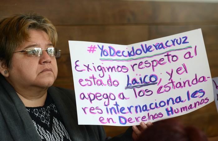 Congreso de Veracruz decidirá hasta septiembre si despenaliza el aborto