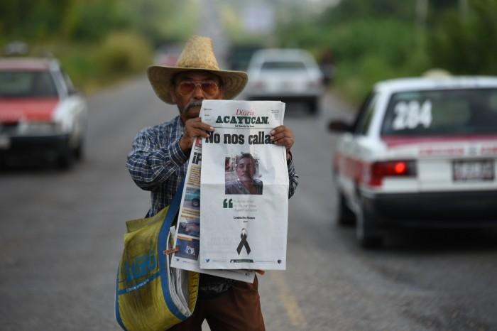 3 homicidios y 78 agresiones a periodistas con gobierno de Yunes