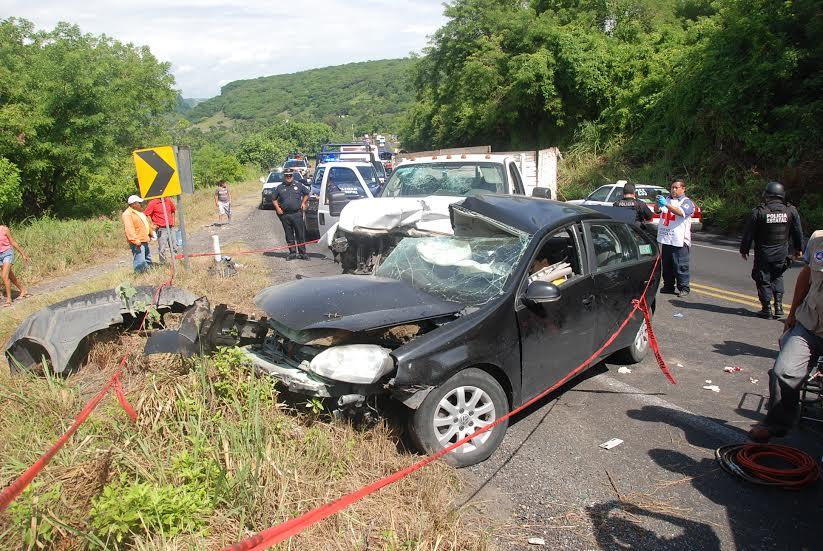 Matrimonio Accidente : Muere matrimonio de tlaxcala en accidente sobre la