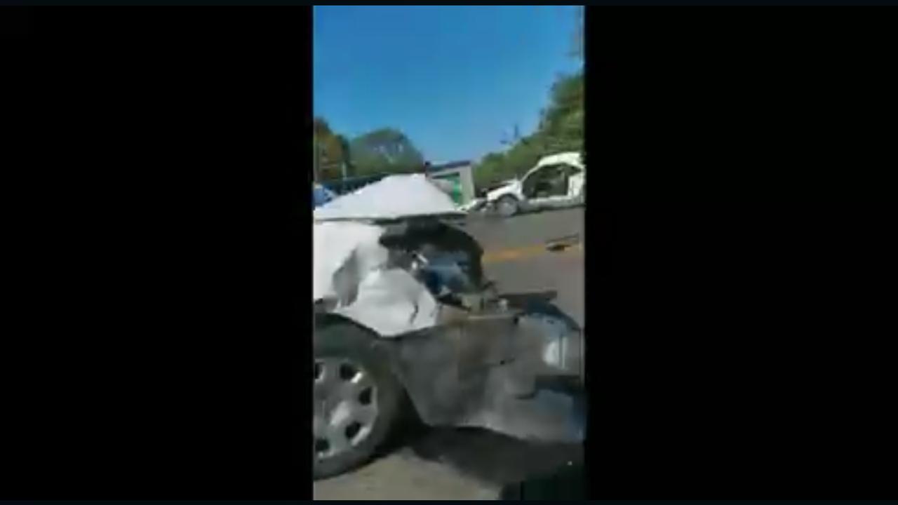 Accidente en Paso del Toro dejó un muerto y tres heridos