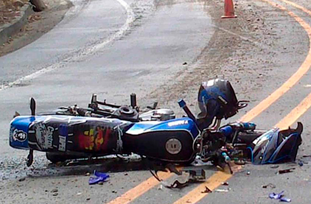 Fallece menor de edad tras accidente en carretera de Úrsulo Galván