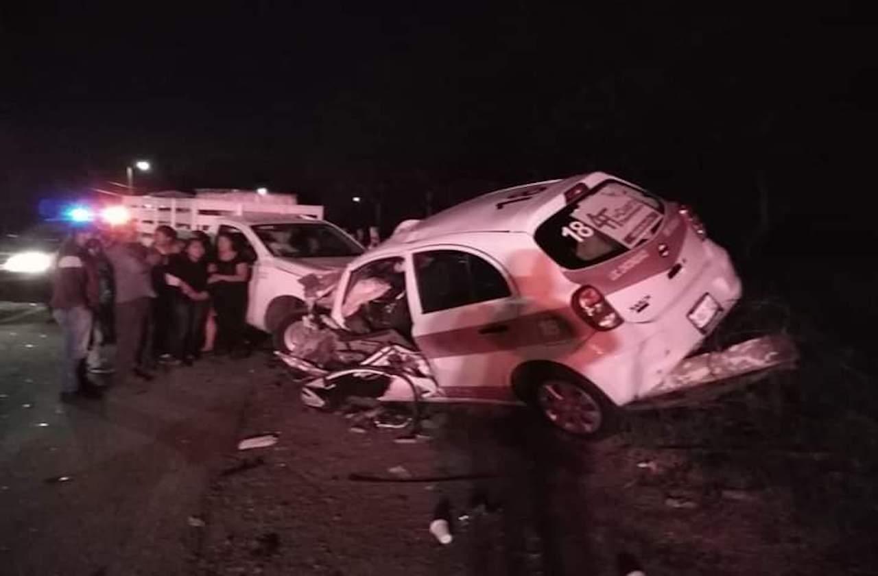 Accidente en la Xalapa-Misantla deja 4 heridos y 2 muertos