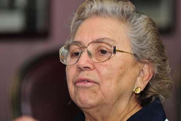 Confirman muerte de Acela Servín, líder moral del SETSE