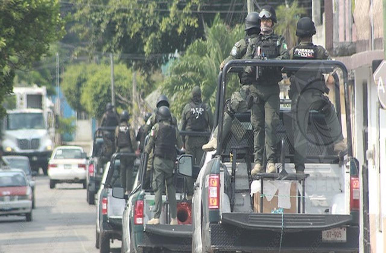 Acribillan a familia en Astacinga; hay 4 muertos