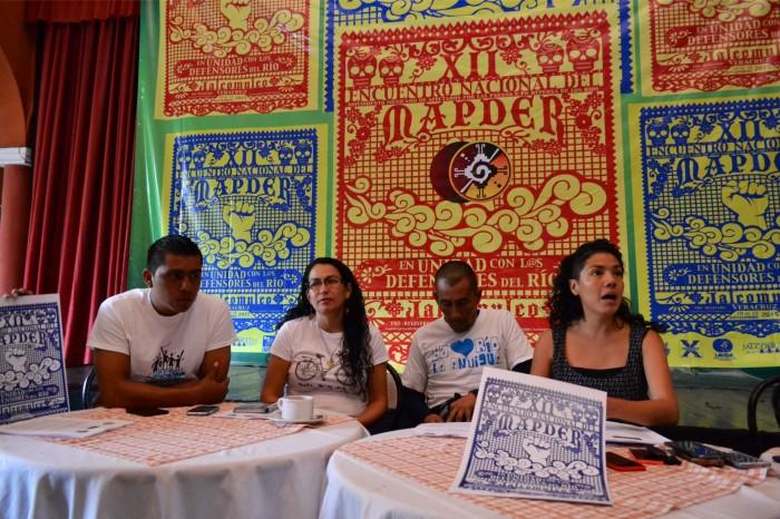 Activistas piden alto a la criminalización de la defensa ambiental