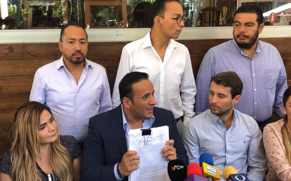 SCJN determinará legalidad en remoción de Jorge Winckler como Fiscal