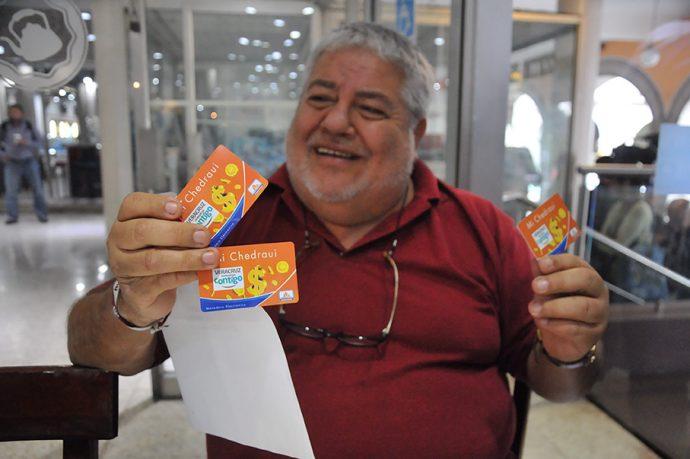 Exige Yunes a Morena pruebas por caso de los monederos Chedraui
