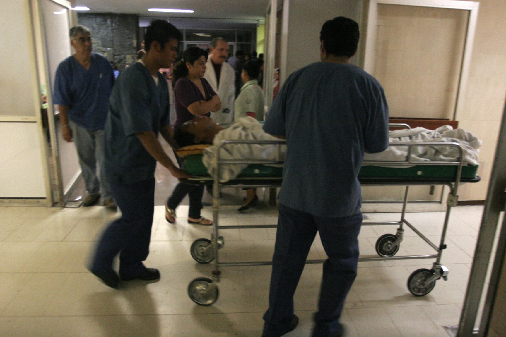 Desabasto de 70 % en medicamentos en Hospital Regional de Córdoba