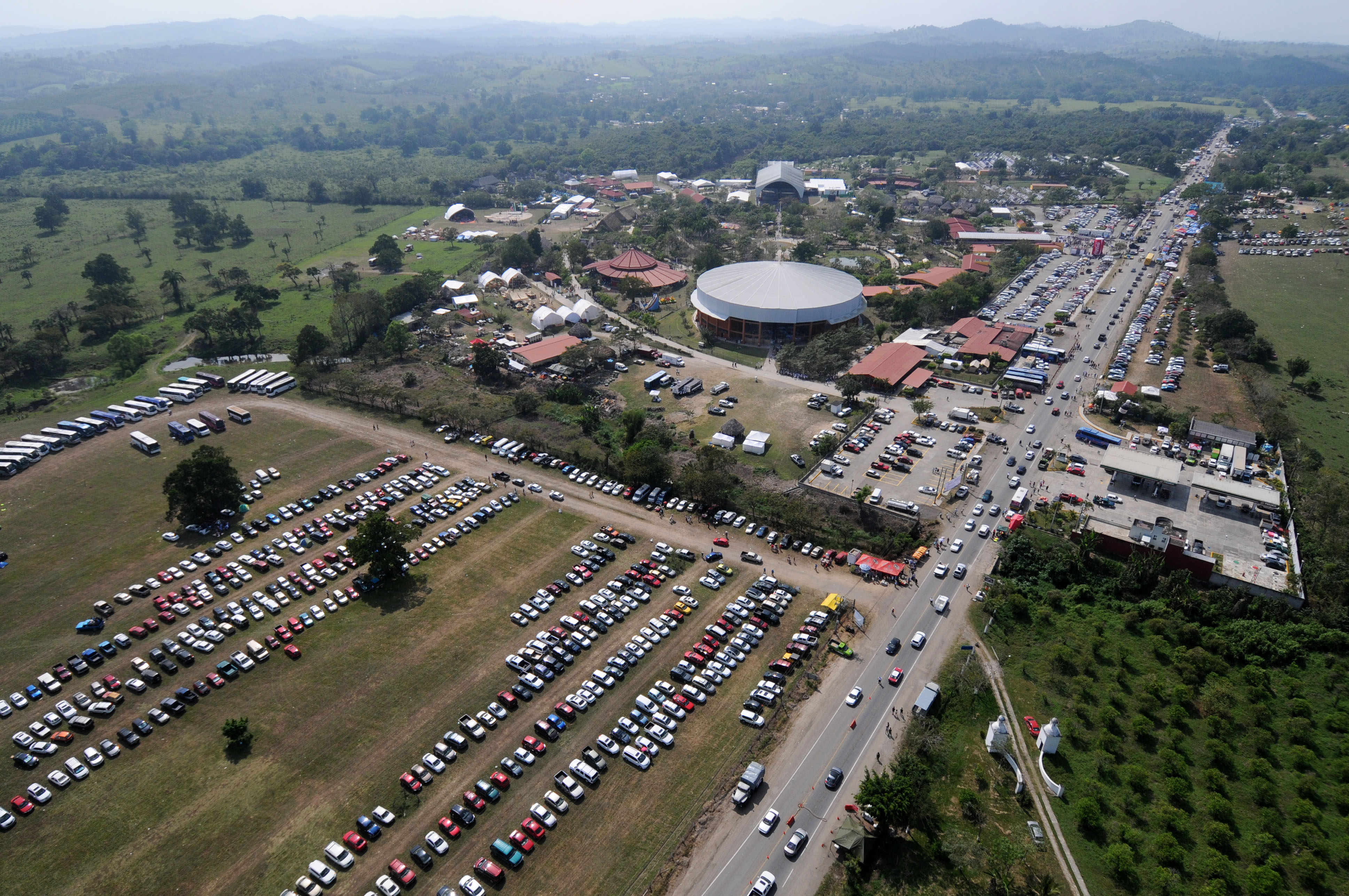 Sectur reconoce baja ocupación hotelera para Cumbre Tajín