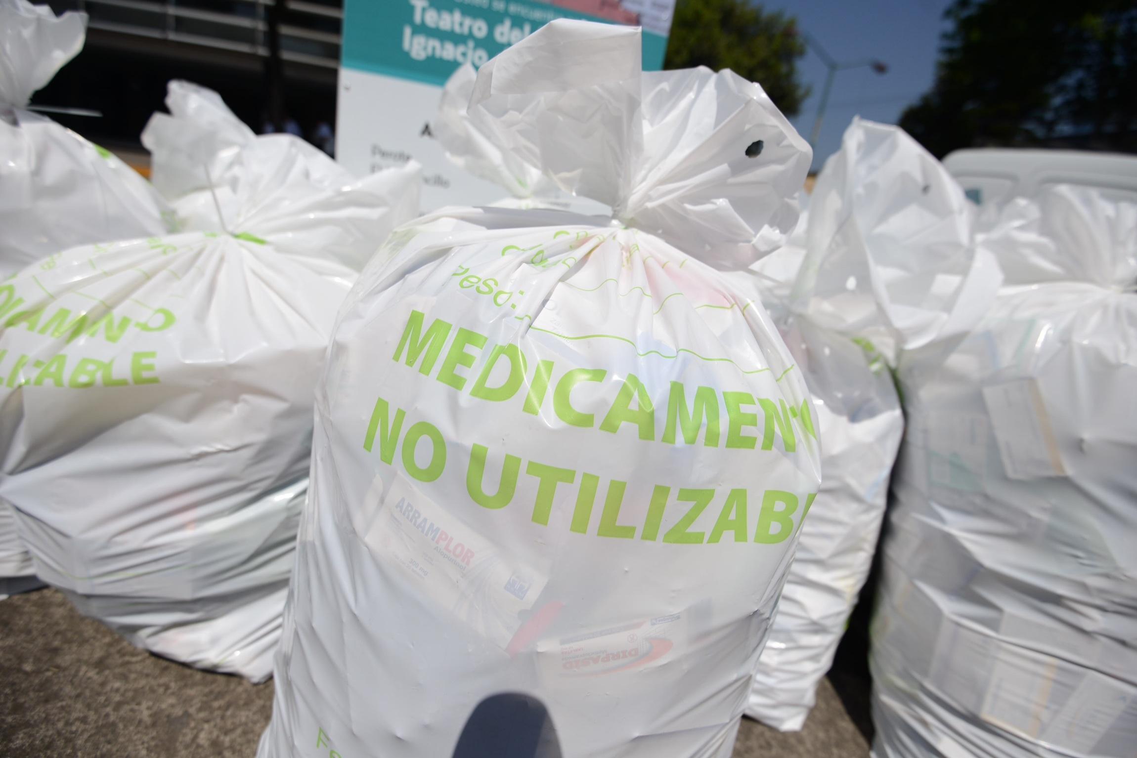 Miles de medicamentos caducos contaminan el medio ambiente