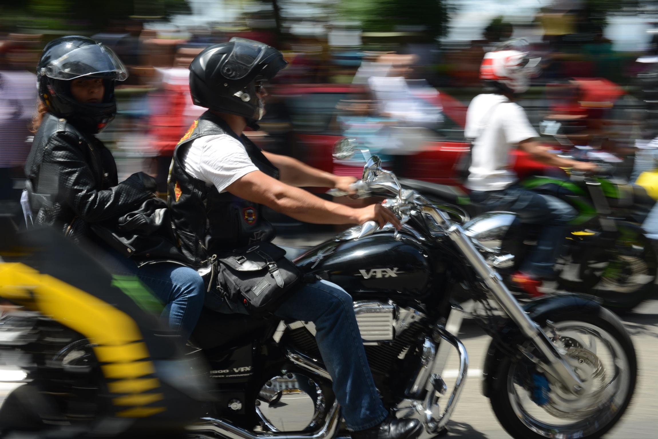 FGE no avanza en la investigación del robo de 26 motos en Xalapa