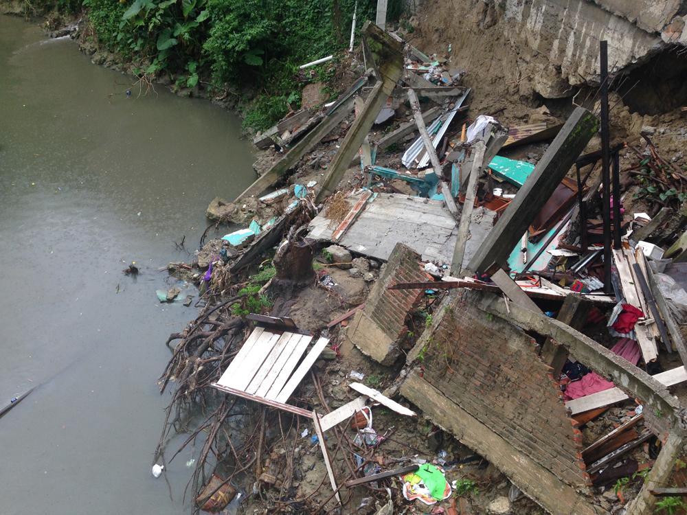 Contaminados 90% de ríos en Veracruz
