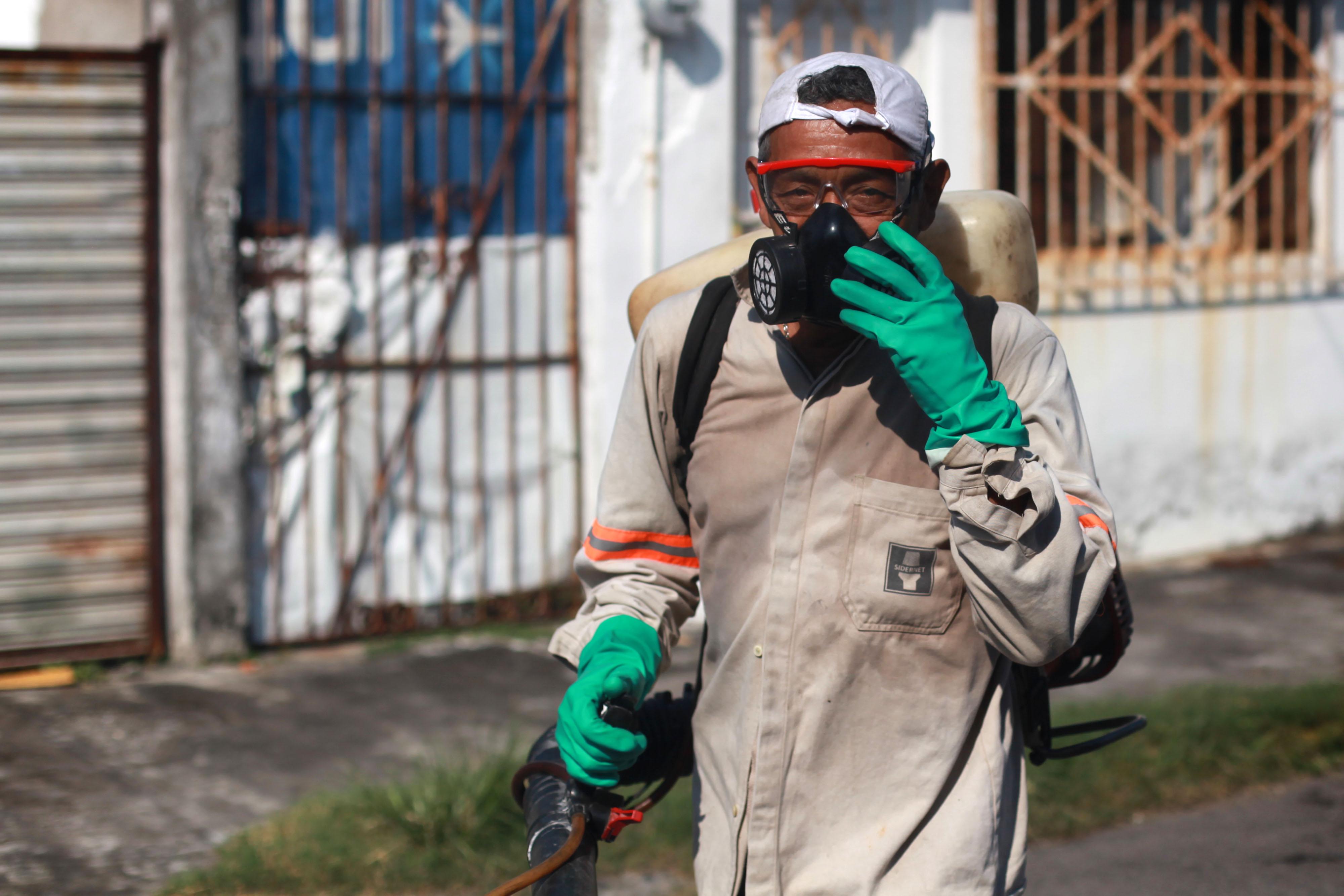 Veracruz cierra el  2016 en los primeros lugares de dengue y Chikungunya