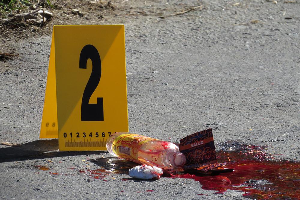 En 31 municipios de zona centro el 18% de muertes violentas de 2016