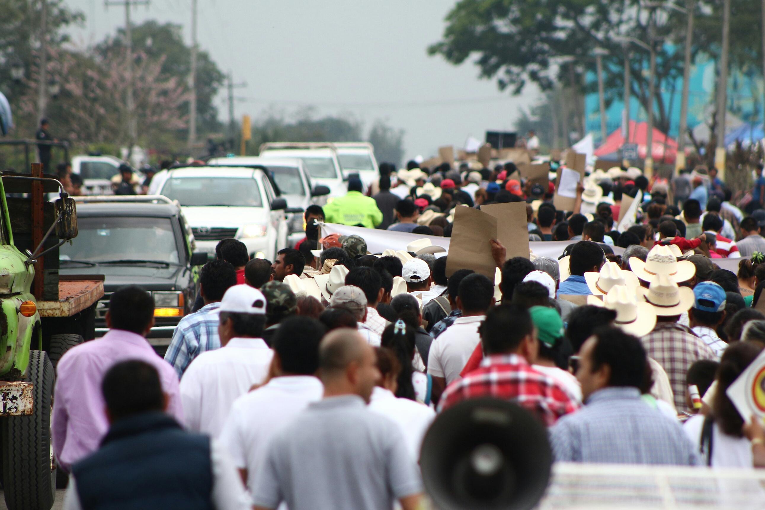 Esperan protestas durante la Cumbre Tajín 2017