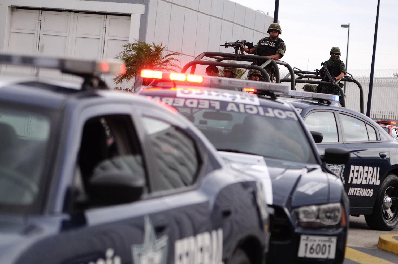 Policía Federal asegura armamento en el sur