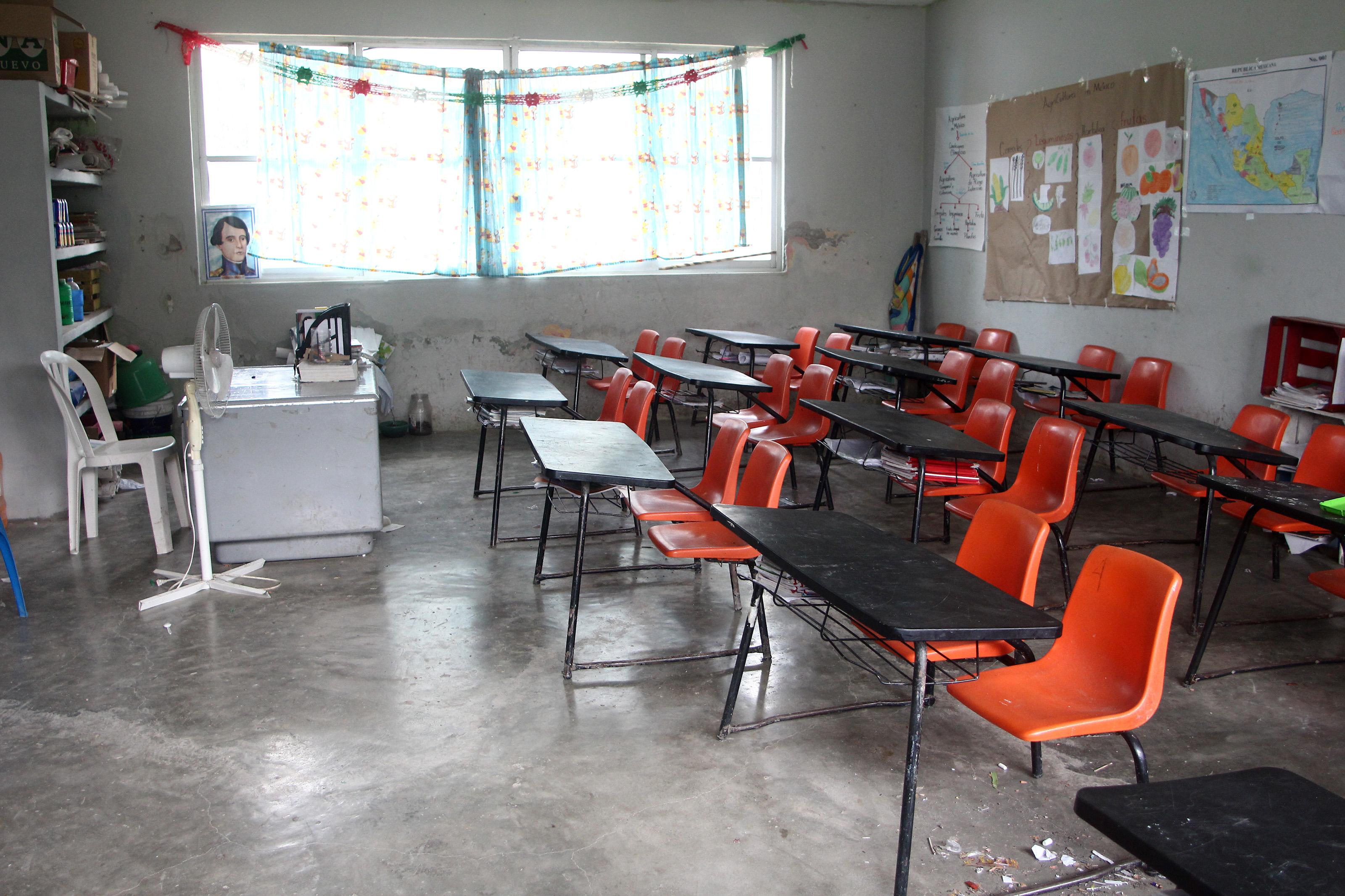 CNTE convocará a paro en escuelas este viernes