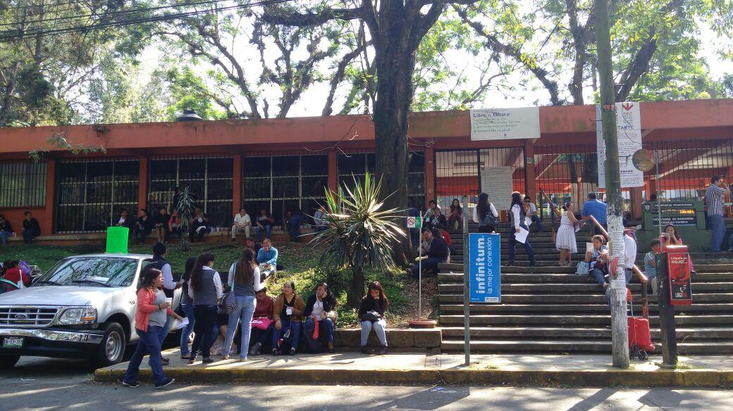 Inicia examen de admisi n de la universidad veracruzana for Universidades en xalapa