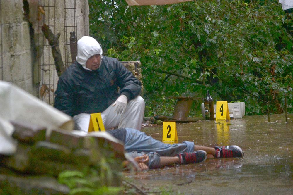Ocho personas fueron asesinadas este miércoles en Veracruz