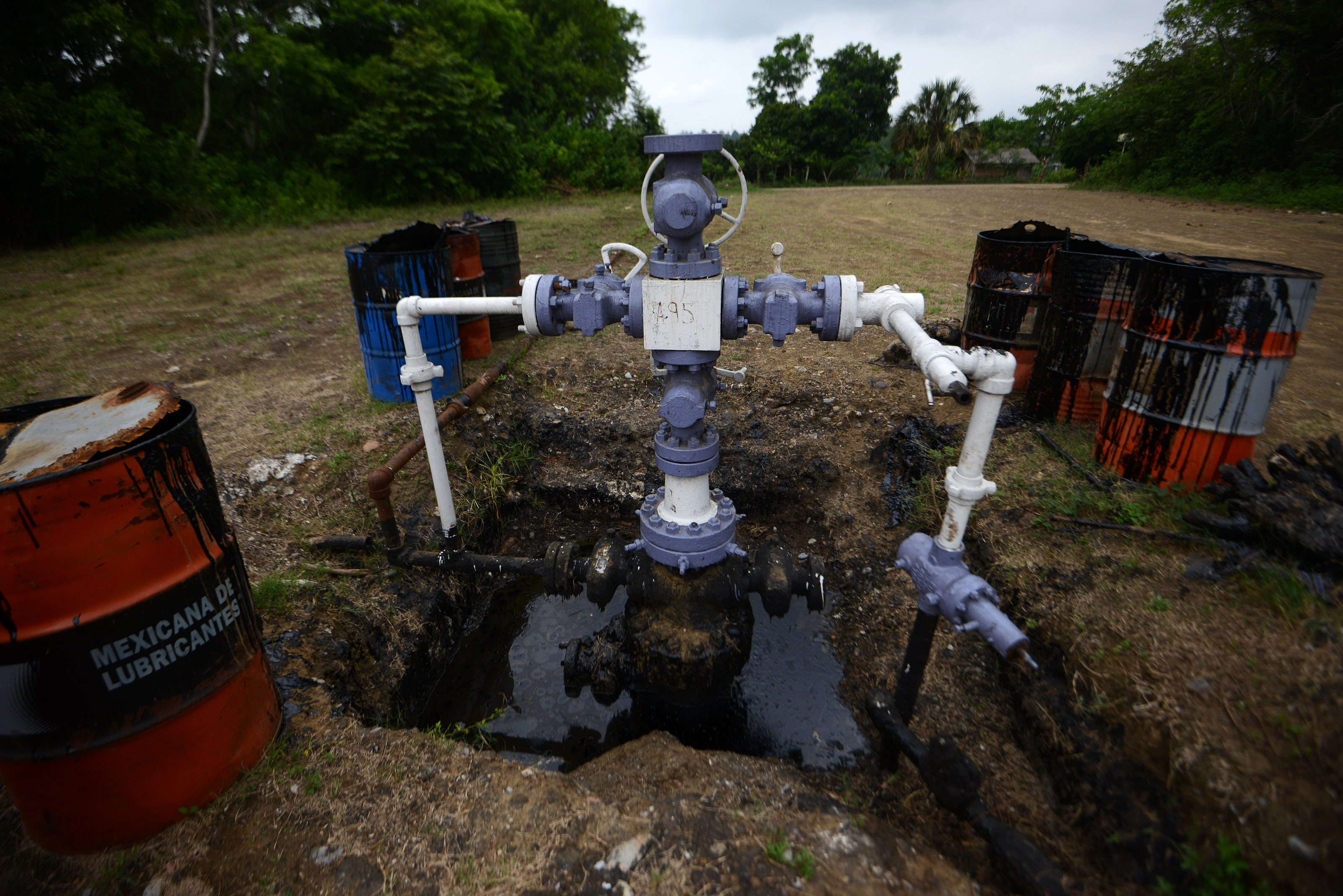 Ejidatarios de la zona norte dan permiso para realizar fracking